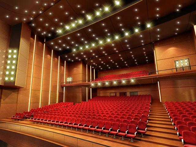 四川省京剧院千赢国际qy88com设计