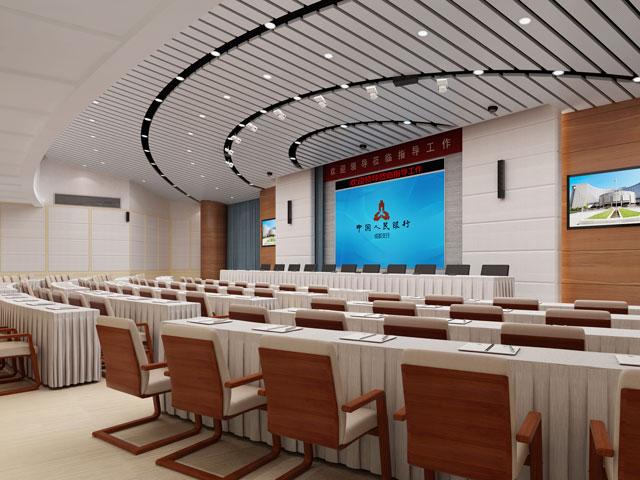 人行视频会议室千赢国际qy88com设计