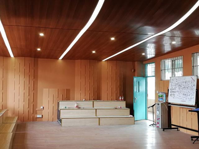 西南科技大学工会音乐排练厅