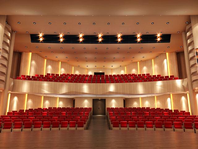 铜仁学院川硐新校区音乐厅