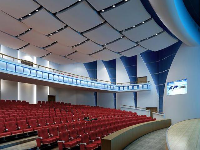贵阳一中音乐厅龙8国际电脑版设计