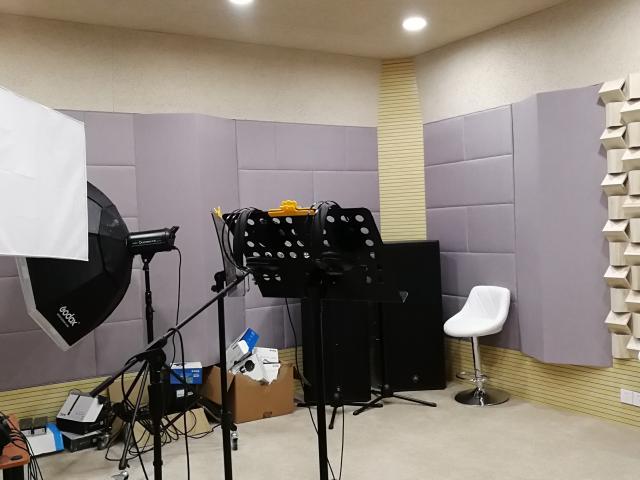 德阳市旌阳区文化馆录音棚装修