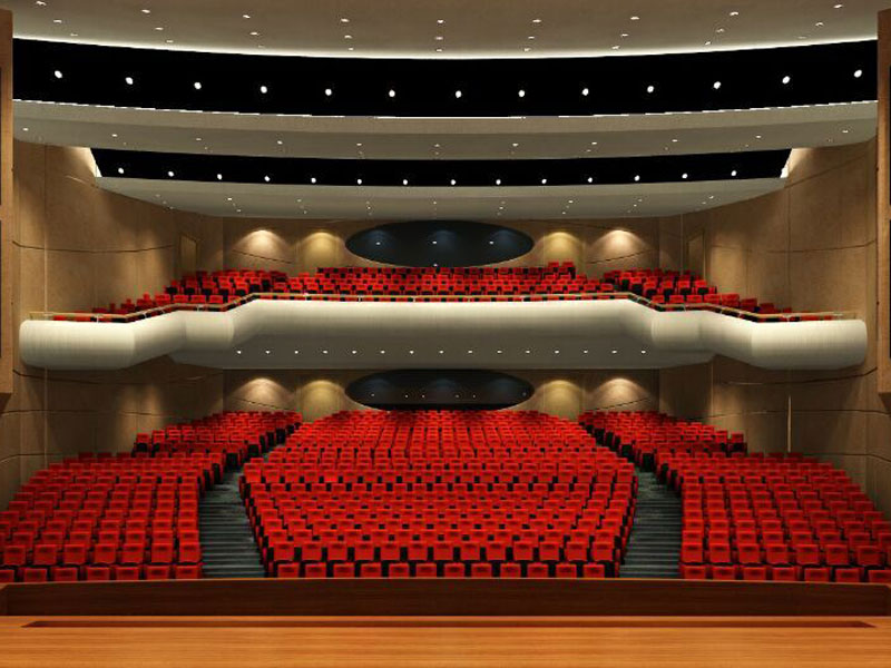 西华大学剧场龙8国际电脑版设计