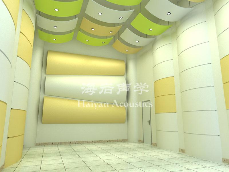 龙8国际电脑版混响室