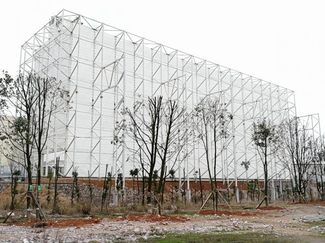 开阳化工厂隔音屏障