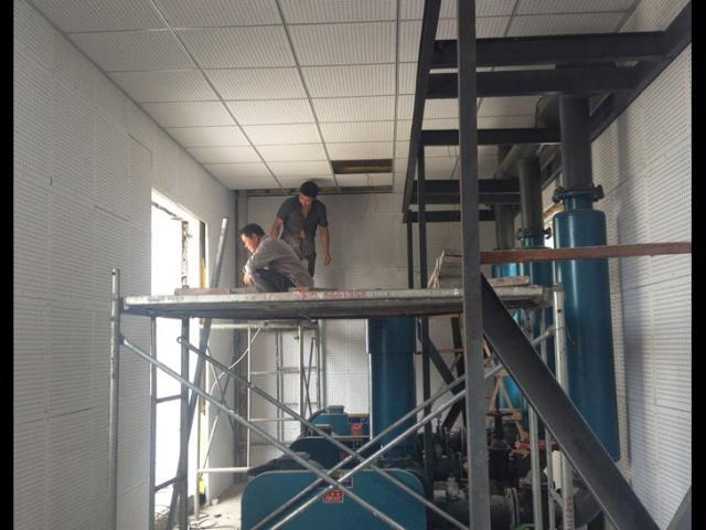 梅林罐头厂污水处理站风机千赢国际qy88com